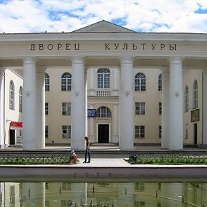Дворцы и дома культуры Шенкурска