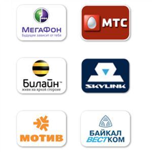 Операторы сотовой связи Шенкурска